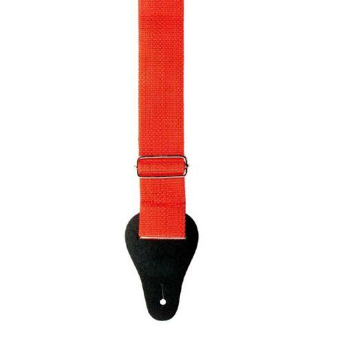 Rocket Nylon Guitar Strap - Red