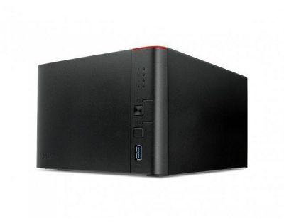 Buffalo LinkStation 441D 8TB (4x2TB) Network Attached Storage