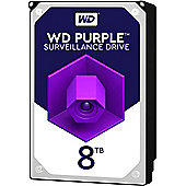 WD 8TB Purple 128MB 3.5IN SATA 6GB/S Hard Drive