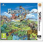 Fantasy Life - Nintendo3DS