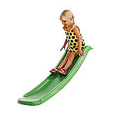 Green Plastic Children's Slide 1.2m long Suitable for a 60cm High Platform