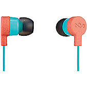 House of Marley Mystic In Ear Headphones (Turquoise)