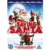Saving Santa DVD