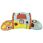 GG Play Tunnel 2 in 1 playgym Mat and tunnel