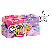 Shopkins Season 7 Join The Party 2 Pack - 10 Packs Supplied