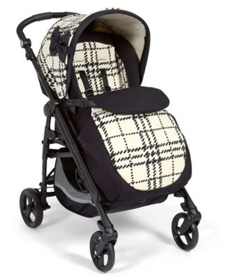Mamas & Papas - Switch Pushchair - Harper Check