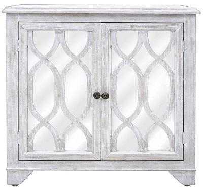 Vermont Washed Ash 2 Door Cabinet