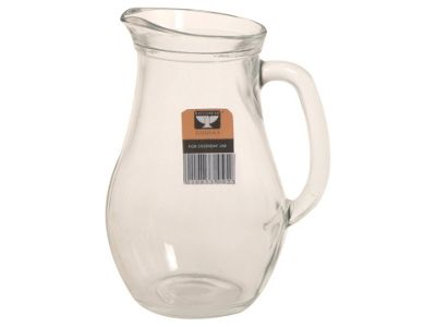 Rayware 0040.803 Glass Jug 1Ltr