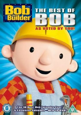 Bob The Builder - The Best Of Bob (DVD)