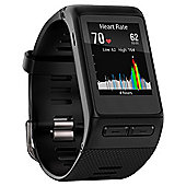 Garmin Vivoactive HR GPS Smartwatch with Heart Rate Monitor- Black, Regular