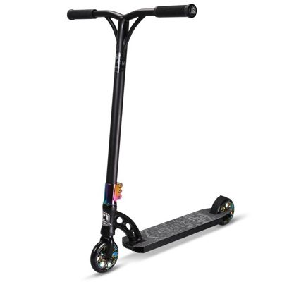 MGP VX7 Team LE Complete Scooter - Black/Neochrome