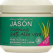 Organic Aloe Vera 84% + Vitamin E Face Cream - 113g