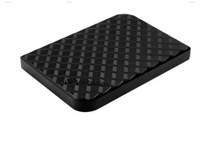 Verbatim 53194 1TB Portable USB 3.0 Hard Drive - Black