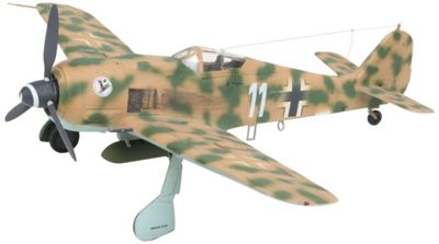 Focke Wulf FW 190F-8 1:72 Scale Model Kit - Hobbies
