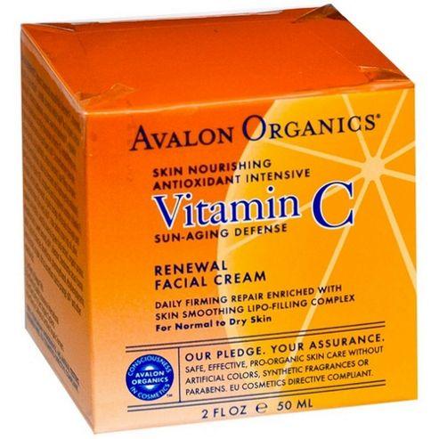 Vit C Renewal Cream 50ml (50ml Cream)