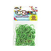 CRA-Z-LOOM Rubber Bands (Green) - Arts and Crafts
