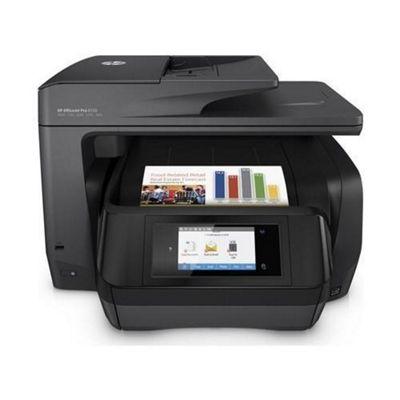 HP Officejet Pro 8728 Colour Inkjet Multifunction Printer