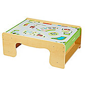 EverEarth Wooden Toy Train Table