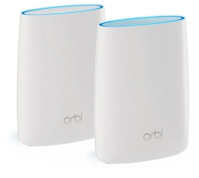Netgear Orbi RBK50 Whole Home Wi-Fi AC3000 Tri-Band Router and Satellite Kit