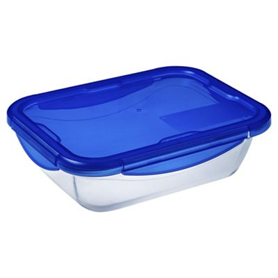 Pyrex Cook & Go 1.7L Rectangle