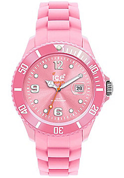 Ice-Watch Ice-Forever Mens Silicone Date Watch SI.PK.B.S