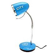 Manchester City FC Bedside Lamp