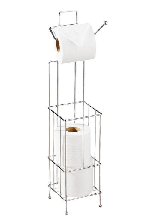 Premier Housewares Toilet Roll Holder and Storer