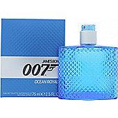 James Bond 007 Ocean Royale Eau de Toilette (EDT) 75ml Spray For Men