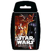 Top Trumps - Star Wars Episodes 4-6