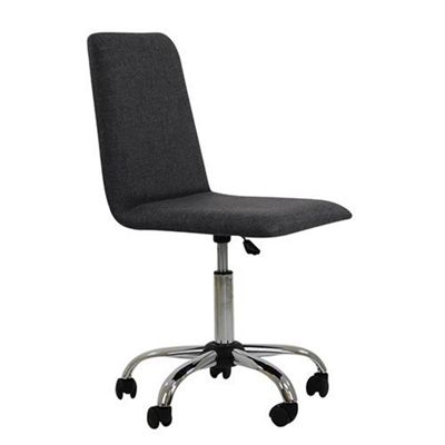 buy skylar office chair charcoal grey fabric from our office chairs