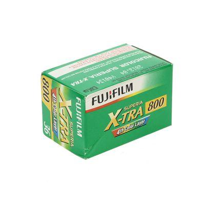 FUJI Film - Superia X-Tra 800 36 Exposures 135