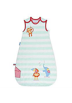 Grobag Sleepy Circus 1 Tog Sleeping Bag (0-6 Months)