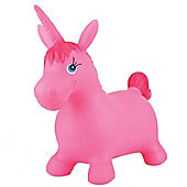 ToyStar Bouncy Unicorn Hopper Toy - Pink