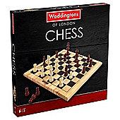 Waddingtons Wooden Games Chess