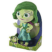 Disney/Pixars Inside Out Feature Talking Plush Disgust