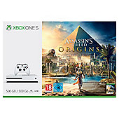 Xbox One S 500GB Assassins Creed Bundle