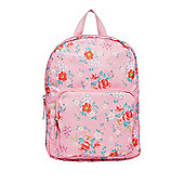F&F Floral Print Mini Backpack