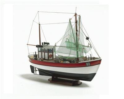 Billing Boats Model Kit Rainbow Cutter Fishing Boat 1:60 scale No.201