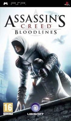 Psp Assassins Creed : Bloodlines - PSP