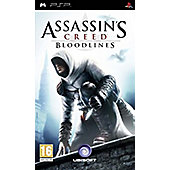 Psp Assassins Creed : Bloodlines - PSP