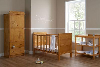 Salisbury  Piece Nursery Furniture Set