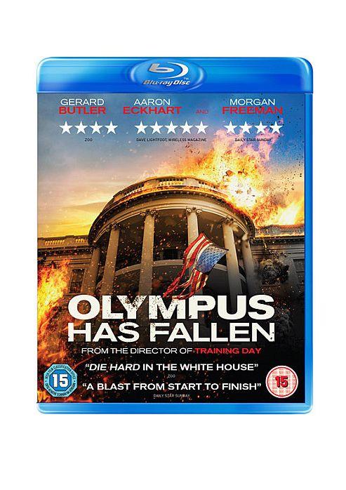 Olympus Has Fallen Blu Ray