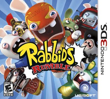 Raving Rabbids Rumble 3D