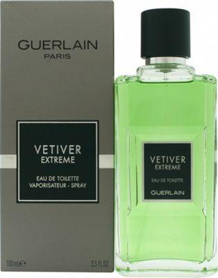 Guerlain Vetiver Extreme Eau de Toilette (EDT) 100ml Spray For Men