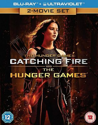 Hunger Games Twin Pack BLU