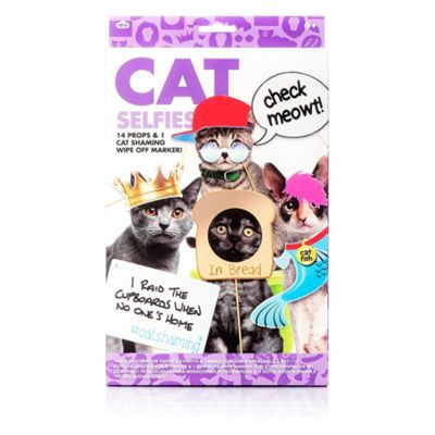 The Cat Selfie Kit