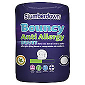 Slumberdown Bouncy Anti-Allergy 10.5 tog duvet double