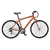 "Claud Butler Urban 200 Mens' 22"" Orange Urban Bike"