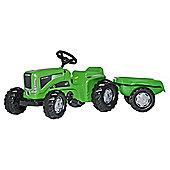 Rolly Kiddy Futura Tractor & Trailer