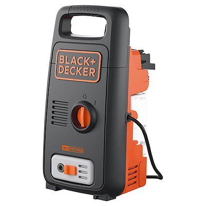 Save 20% on Black + Decker High Pressure Washer 1300w S